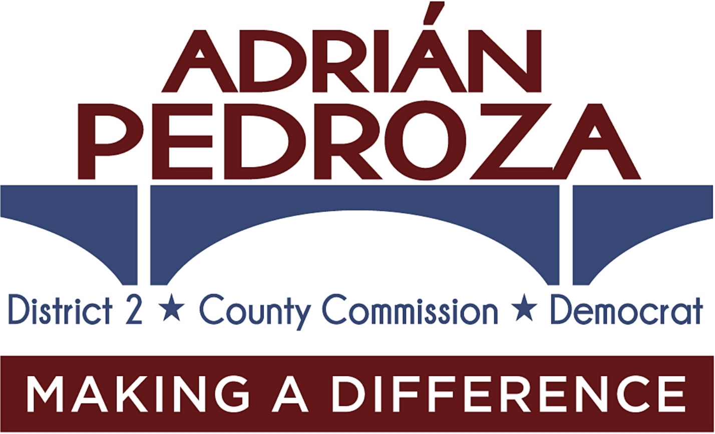 Adrián Pedroza for County Commission