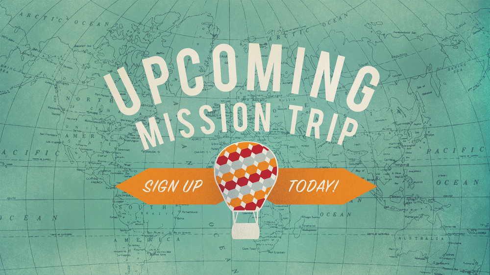 Faith Kids Crew Mission trip - AQB - April 28 - 30 - 5th grade faith crew attenders only