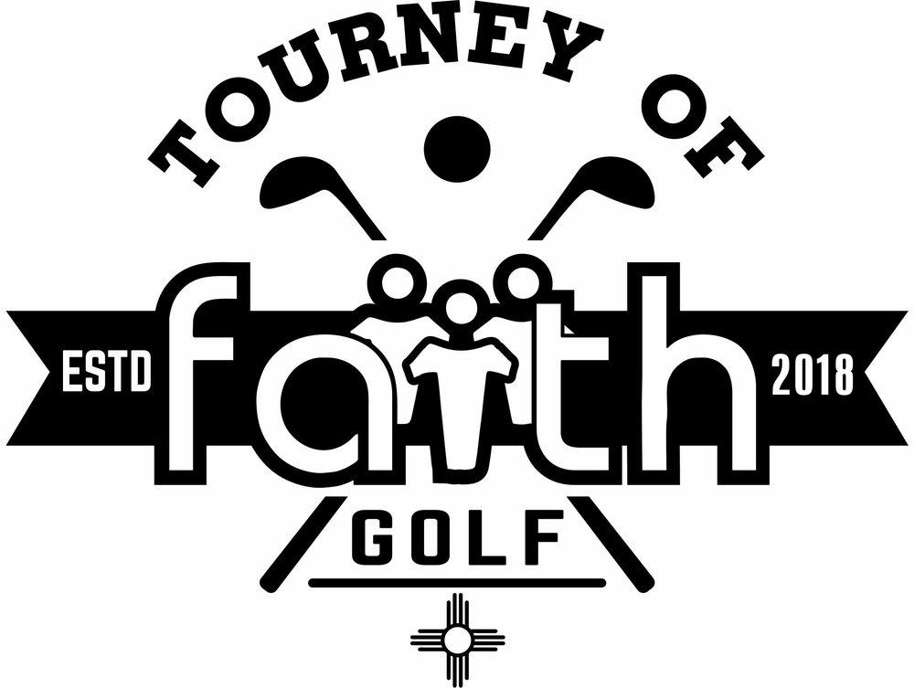 Faith Baptist Church - Tourney Of Faith Golf Logo.jpg