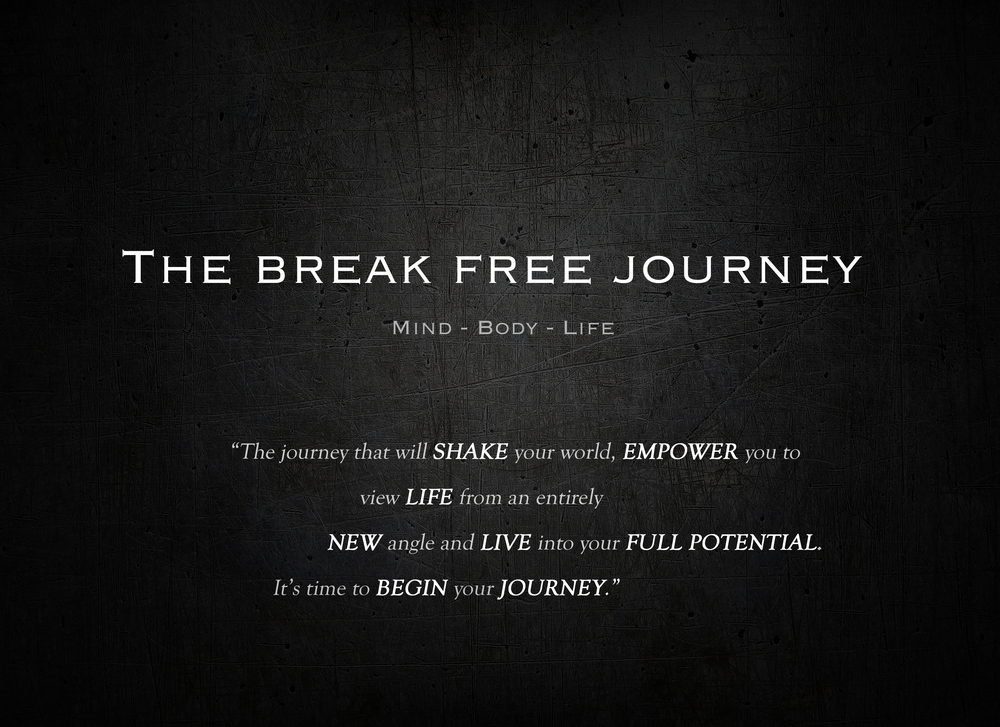 The Break Free Journey 5 week high performance program