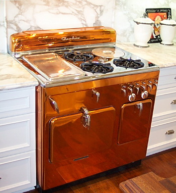 in real retro kitchens