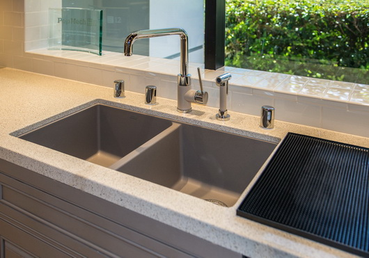 Bosch Kitchen Sinks What Color Is Truffle