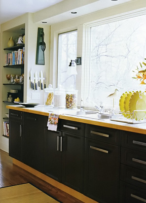 Reusing Kitchen Cabinets in a New Kitchen Design — The Kitchen Designer