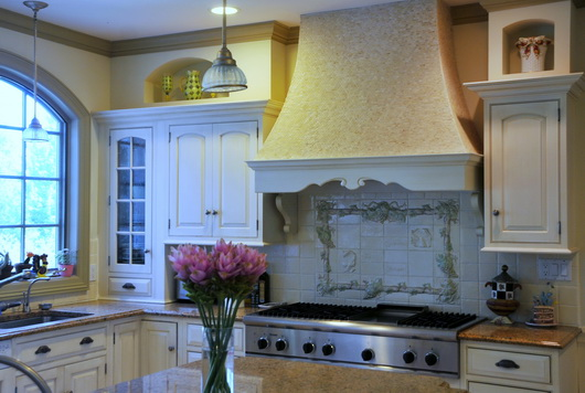 Kitchen Backsplash Height ? The Kitchen Designer