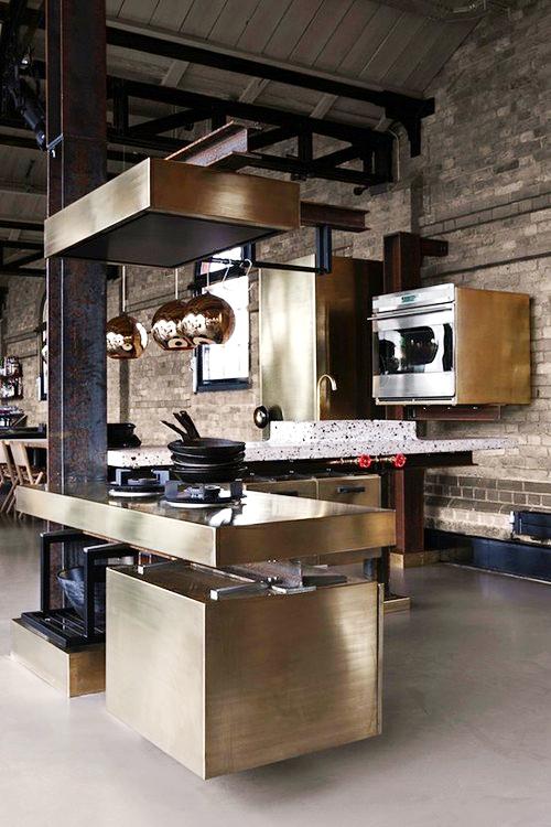 The kitchen designer for Professional kitchen ideas