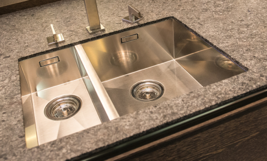 BLANCO Sinks & Faucets At Living Kitchen 2013 — The Kitchen Designer