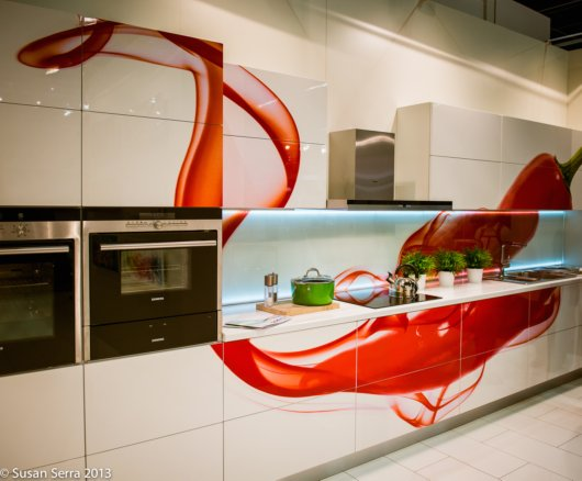 Red Kitchens For Valentine 39 S Day The Kitchen Designer