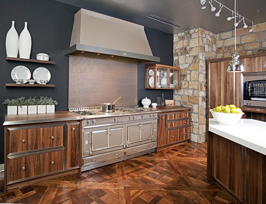 La Cornue Kitchen Le Magnifique The Kitchen Designer