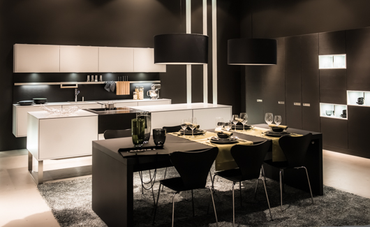 kitchen design trends at imm cologne - livingkitchen 2013 — the