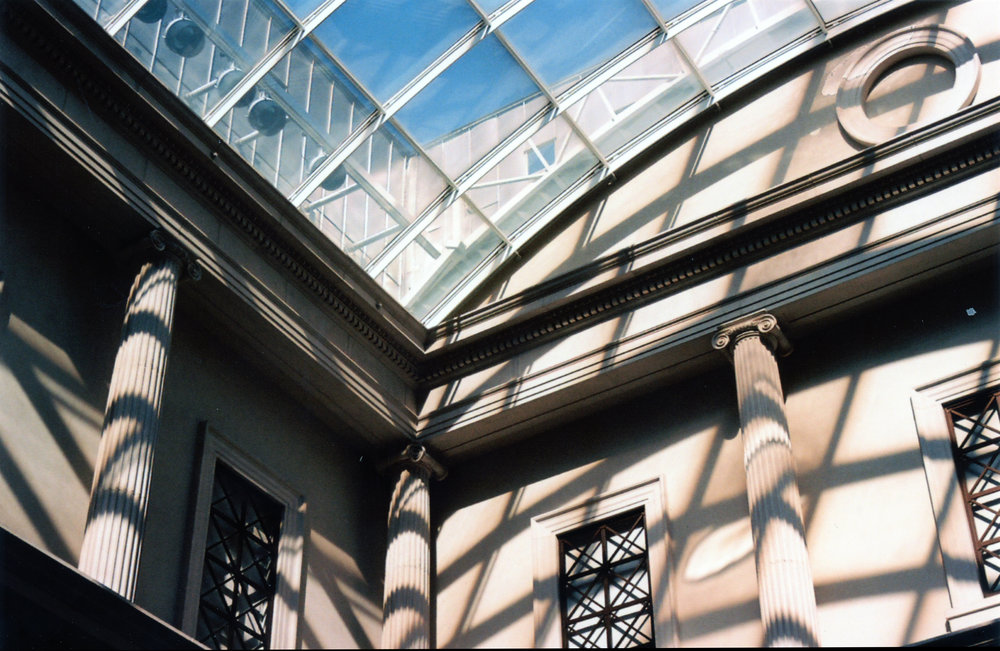 The Metropolitan Museum of Art - NYC    Ektar 100 - Olympus OM10