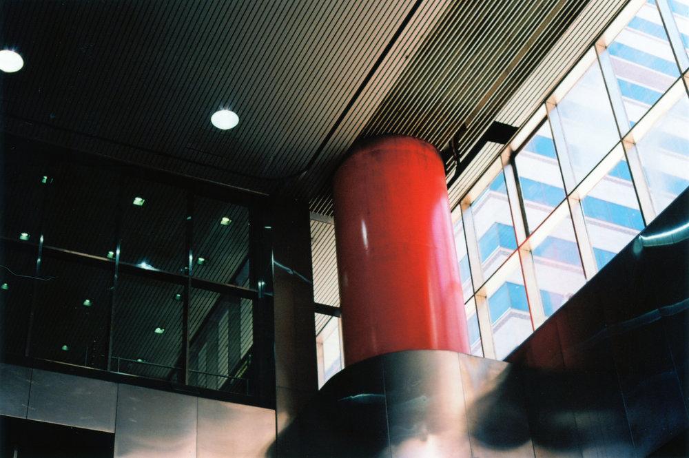 Detail - Suburban Station - Philadelphia, PA    Ektar 100 - Olympus OM10