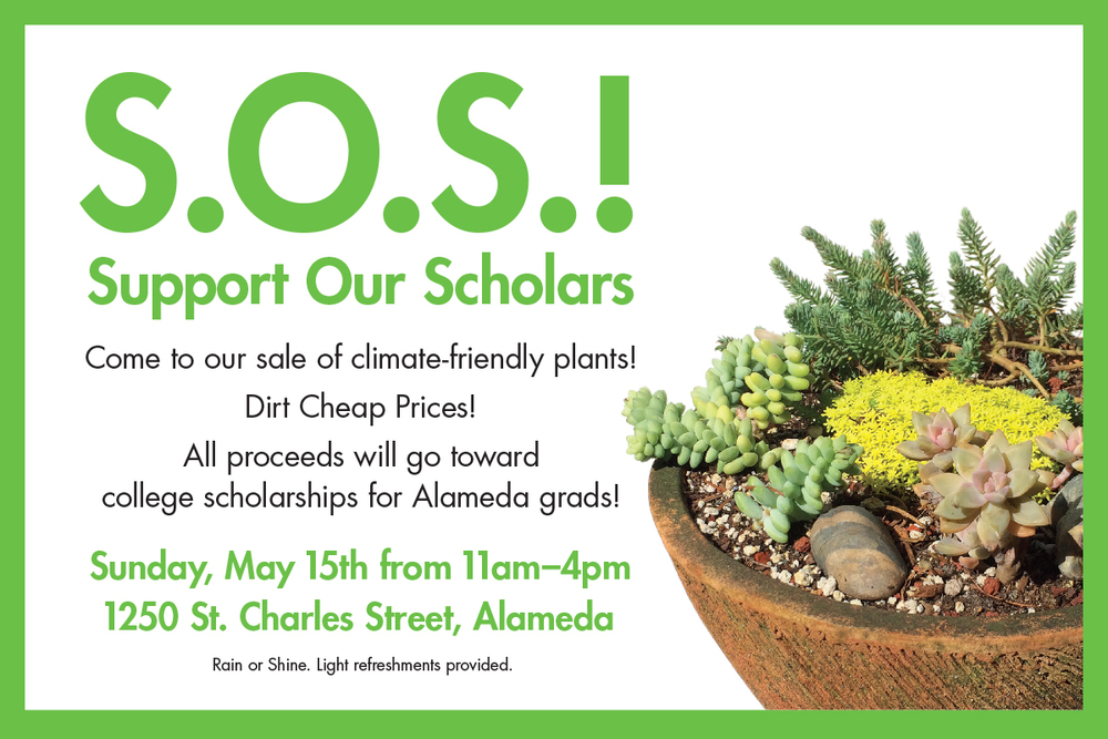 S.O.S.! Support Our Scholars