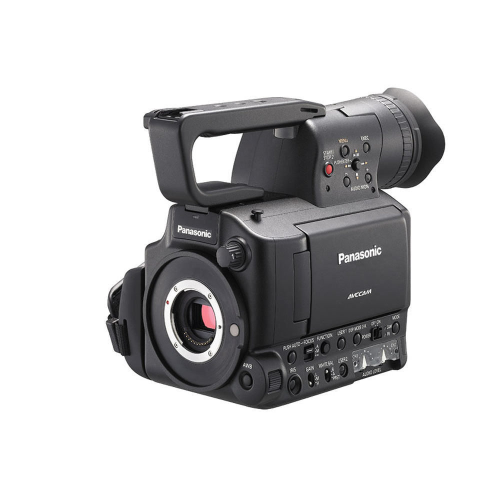 Panasonic AF100 camera body