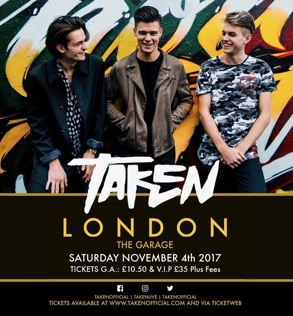 LONDON, UK - Saturday November 4th, 2017