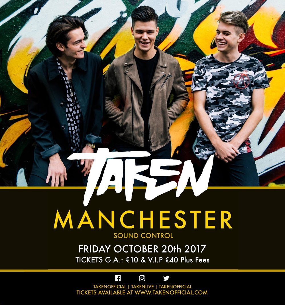 MANCHESTER, UK - Friday October 20th 2017