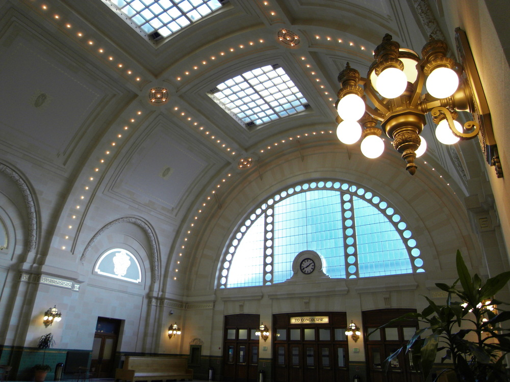 SEATTLE TERMINAL STATION