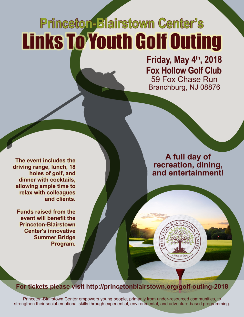 Links to Youth Golf Outing