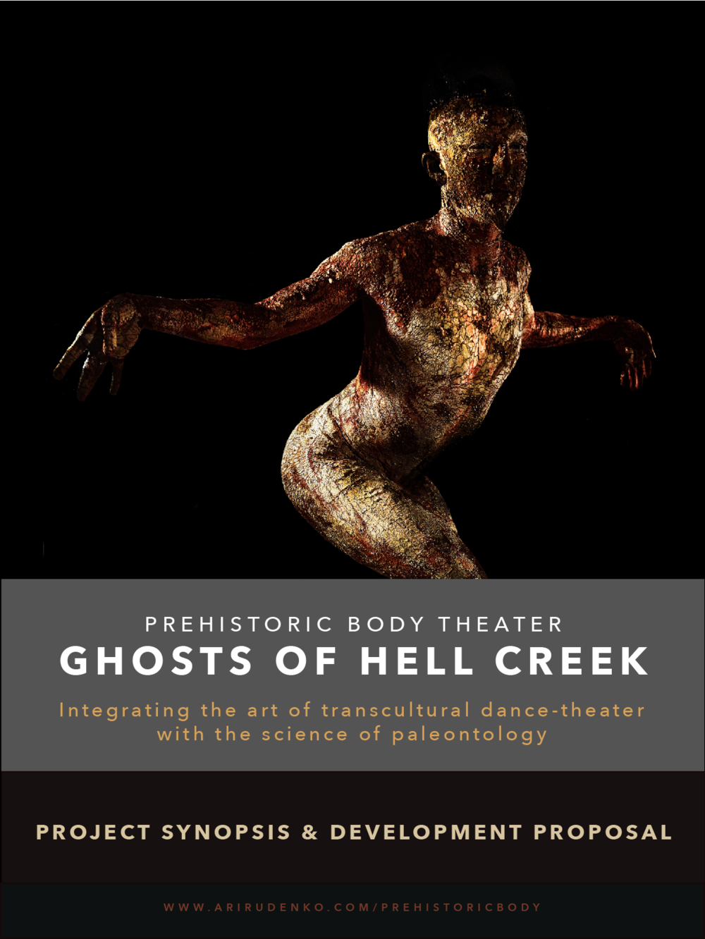 Click to open the  GHOSTS OF HELL CREEK  Project Synopsis & Development Proposal PDF