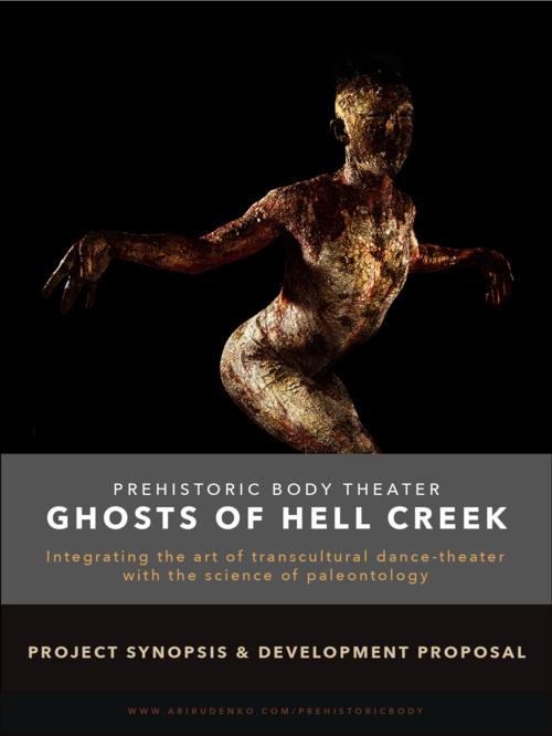Ghosts Of Hell Creek Development Proposal Release Ari Rudenko