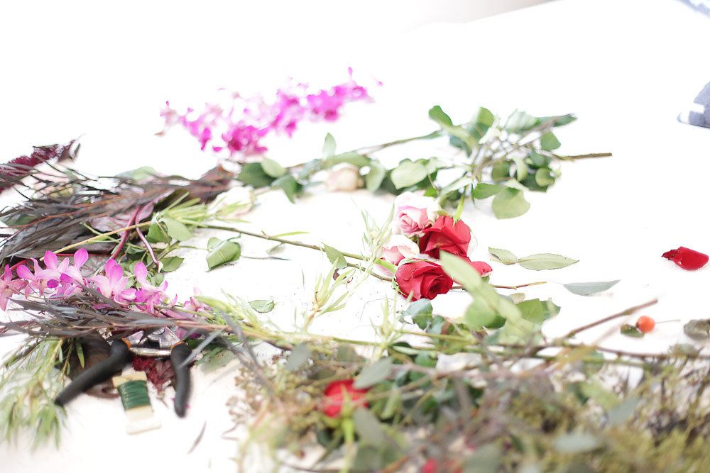 Floral installation essence of the mother they are an empowering way to welcome the therapeutics of flowers and nature into your every day environments sciox Gallery