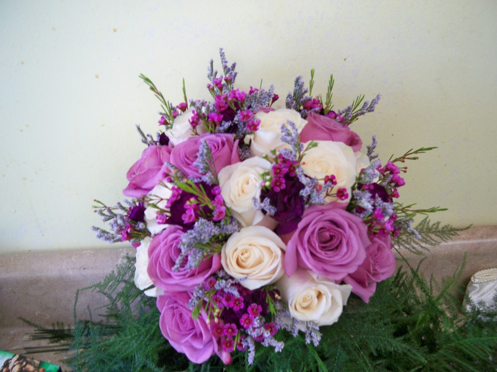 Keepsake Bouquets & Floral Design creates beautiful wedding floral ...