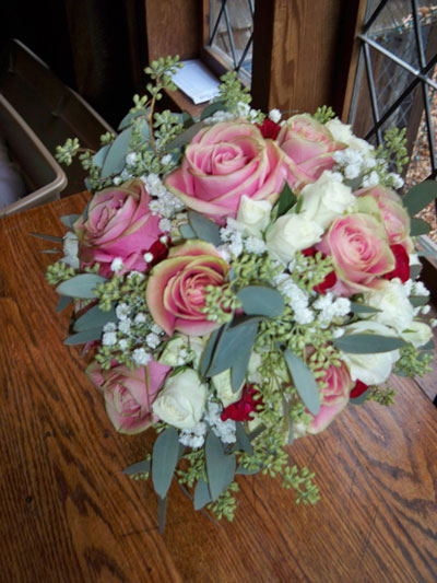 Keepsake Bouquets Floral Design Creates Beautiful Wedding Floral
