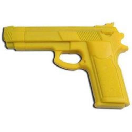 Yellow Hard Rubber Training Gun- Click to Buy