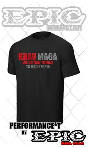 KRAV MAGA T-SHIRT - CLICK TO BUY