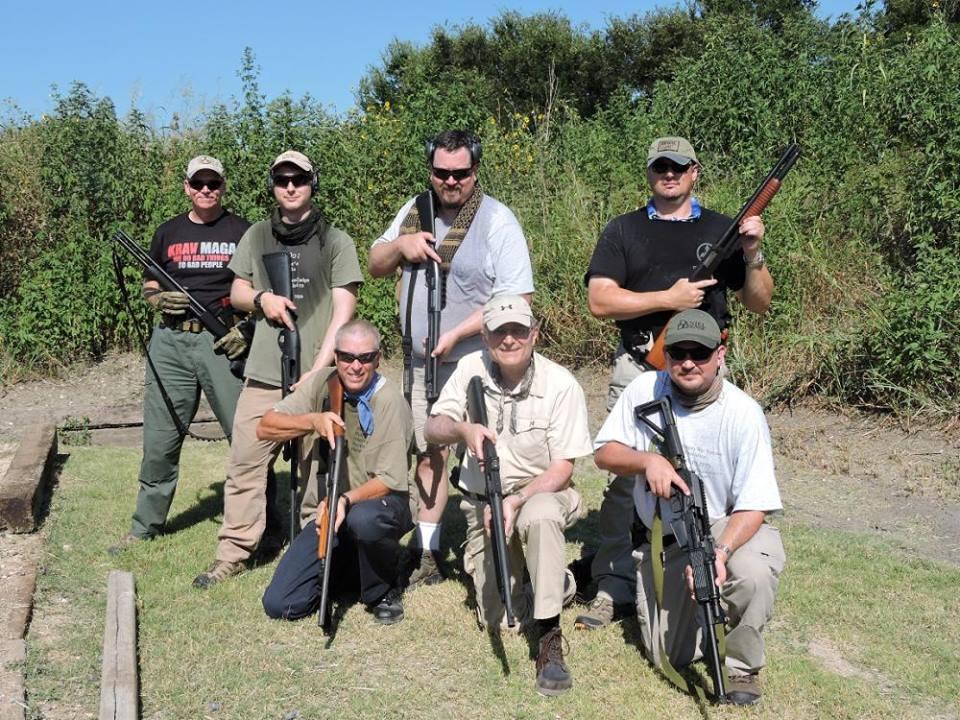 Combat SHotgun Training