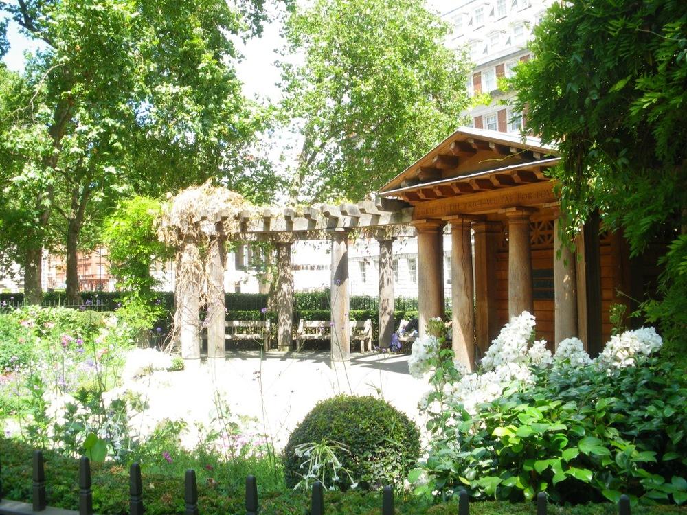 September 11 Memorial Garden - London, Greater London, England