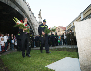 Prague Firefighters' Memorial - Prague