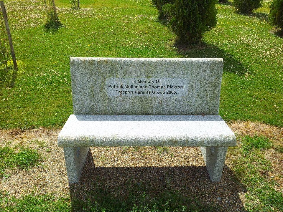 Ringfinnan Garden of Remembrance - Kinsale, County Cork, Ireland