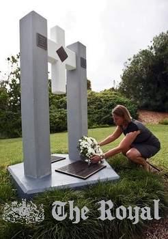 Bermuda 9/11 Memorial - Camden, Paget Parish, Bermuda