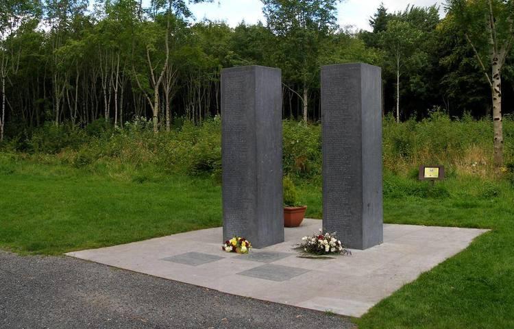 Donadea 9/11 Memorial - Donadea, County Kildare, Ireland