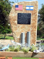 Ashdod 9/11 Memorial - Ashdod, Southern District, Israel