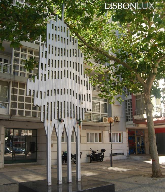 Lisbon 9/11 Memorial - Lisbon, Lisboa Region, Portugal