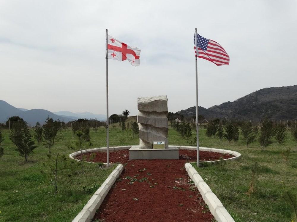 Mtskheta 9/11 Memorial - Mtskheta, Republic of Georgia