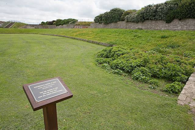 Garden of Hope - Portsmouth, Hampshire, England, United Kingdom