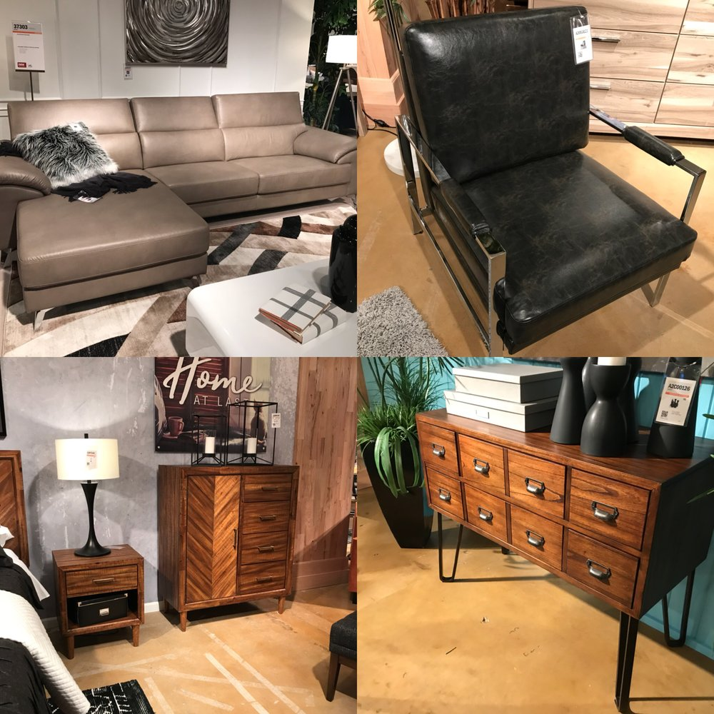 Ashley Furniture Showroom, High Point, NC