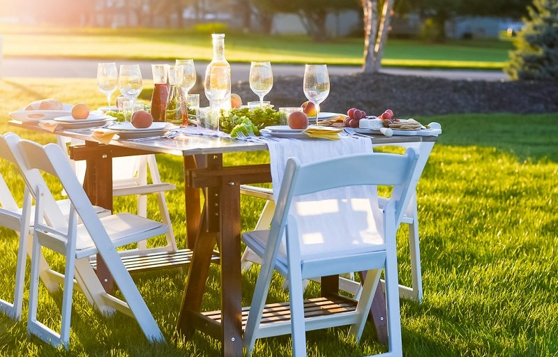 Summer Dinner Party Beaver PA