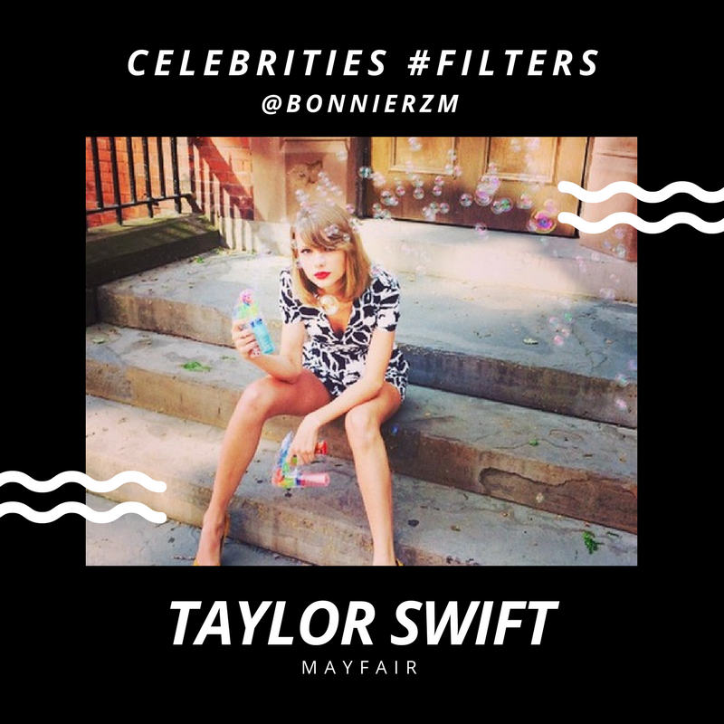 taylor swift instagram filter