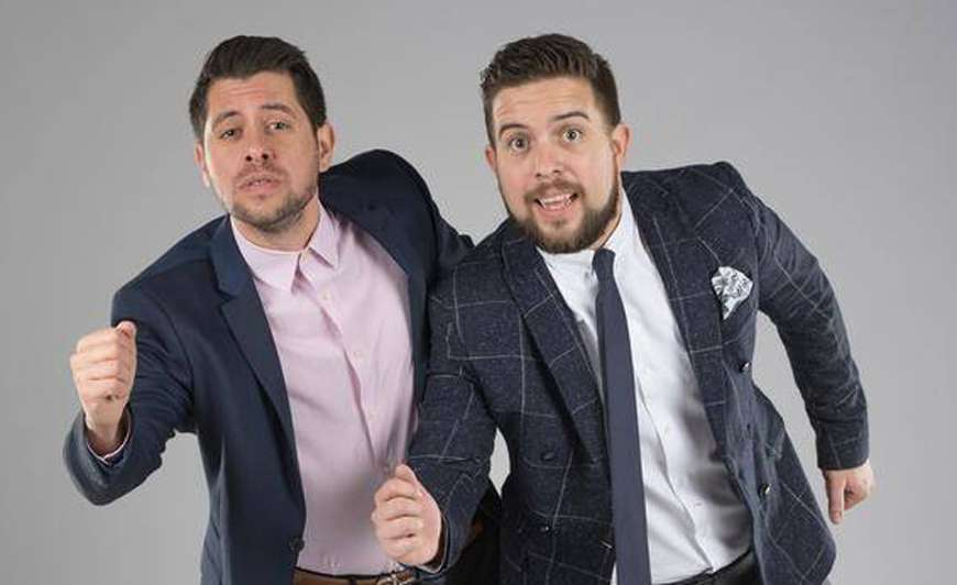 The attending Los Pichy Boys became hosts of Univision's Miami MIX 98.3 FM morning show in February