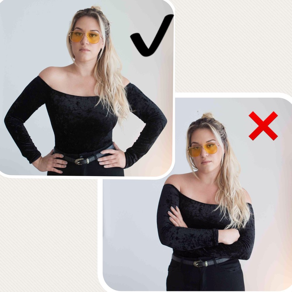 Look more confident in your photos