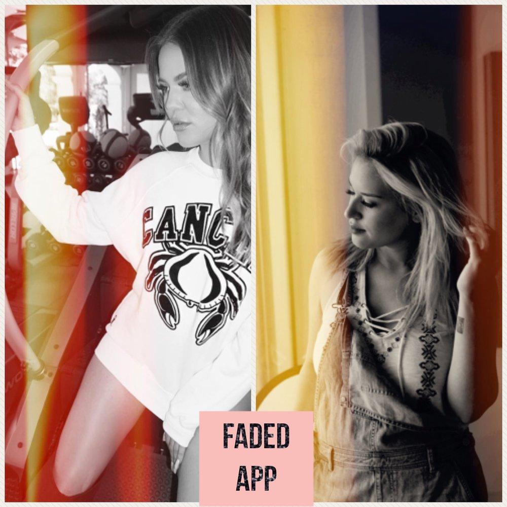 Faded App