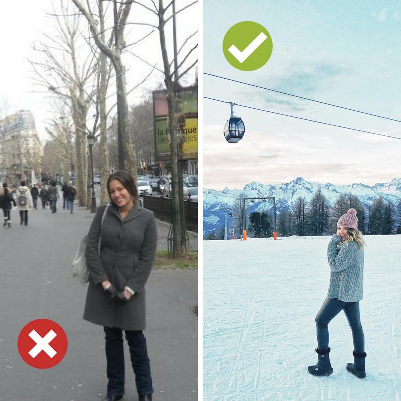 Tips para tus fotos de viaje