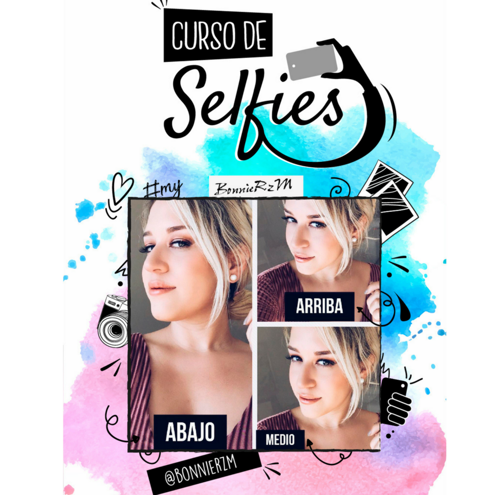 curso de selfies