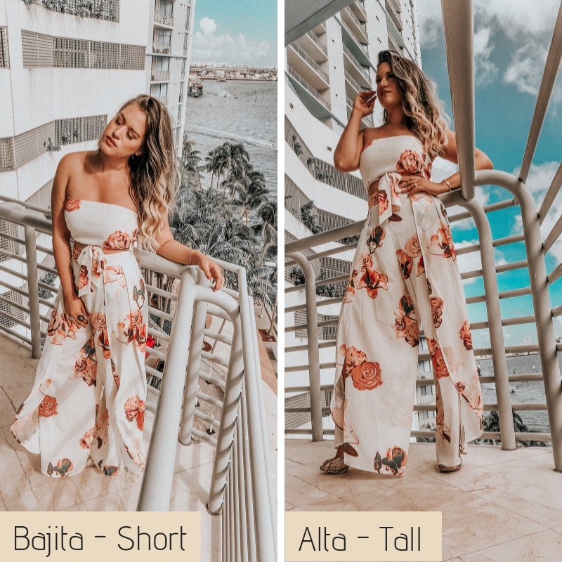 Tips de fotografía para verte más alta en fotos