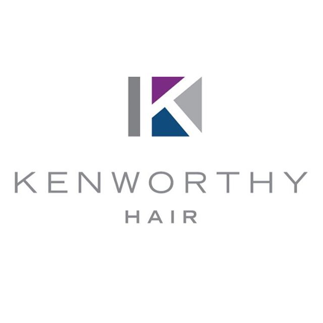 Launching our new logo! #kenworthyhair #beverlyhills  #deanekenworthy#celebrityhaircolorist#beauty#redstudiosweho