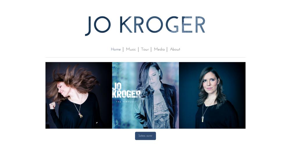 WEB DESIGN - JOKROGER.COM