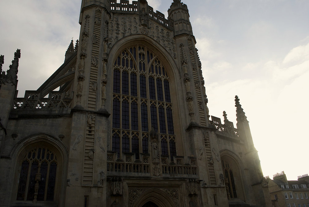Bath Abbey, Bath, United Kingdom